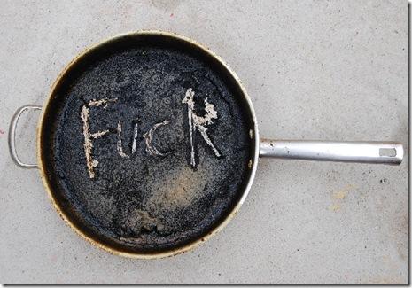 fire pan