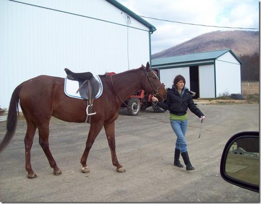 JoAnn riding