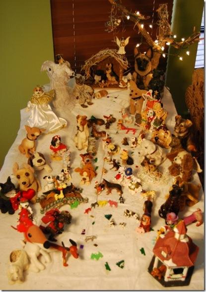 Dog Nativity 3